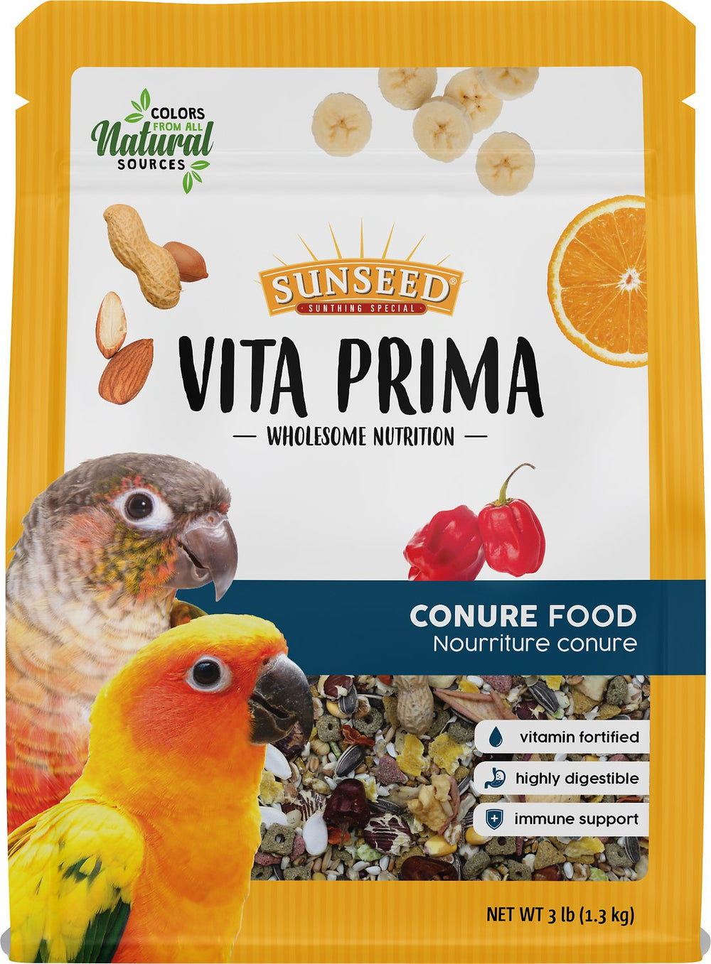 Sunseed Vita Prima Conure