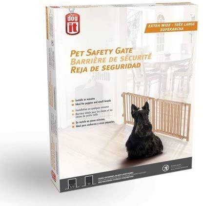 Dogit Extra Wide Pet Gate