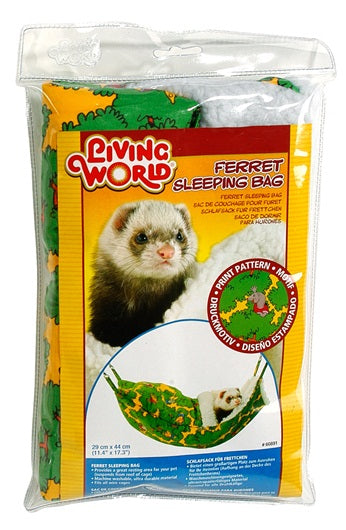 Living World Ferret Sleeping Bag