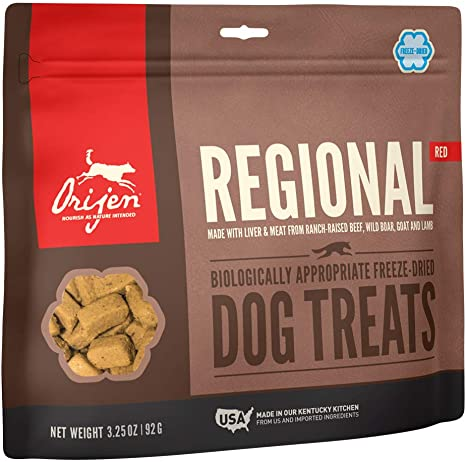 Orijen Regional Red Dog Treats
