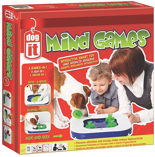 Dogit Mind Games Puzzle Feeder