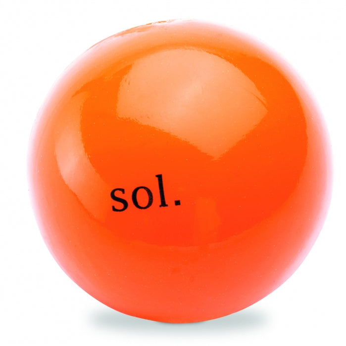 Planet Dog Orange Sol Ball