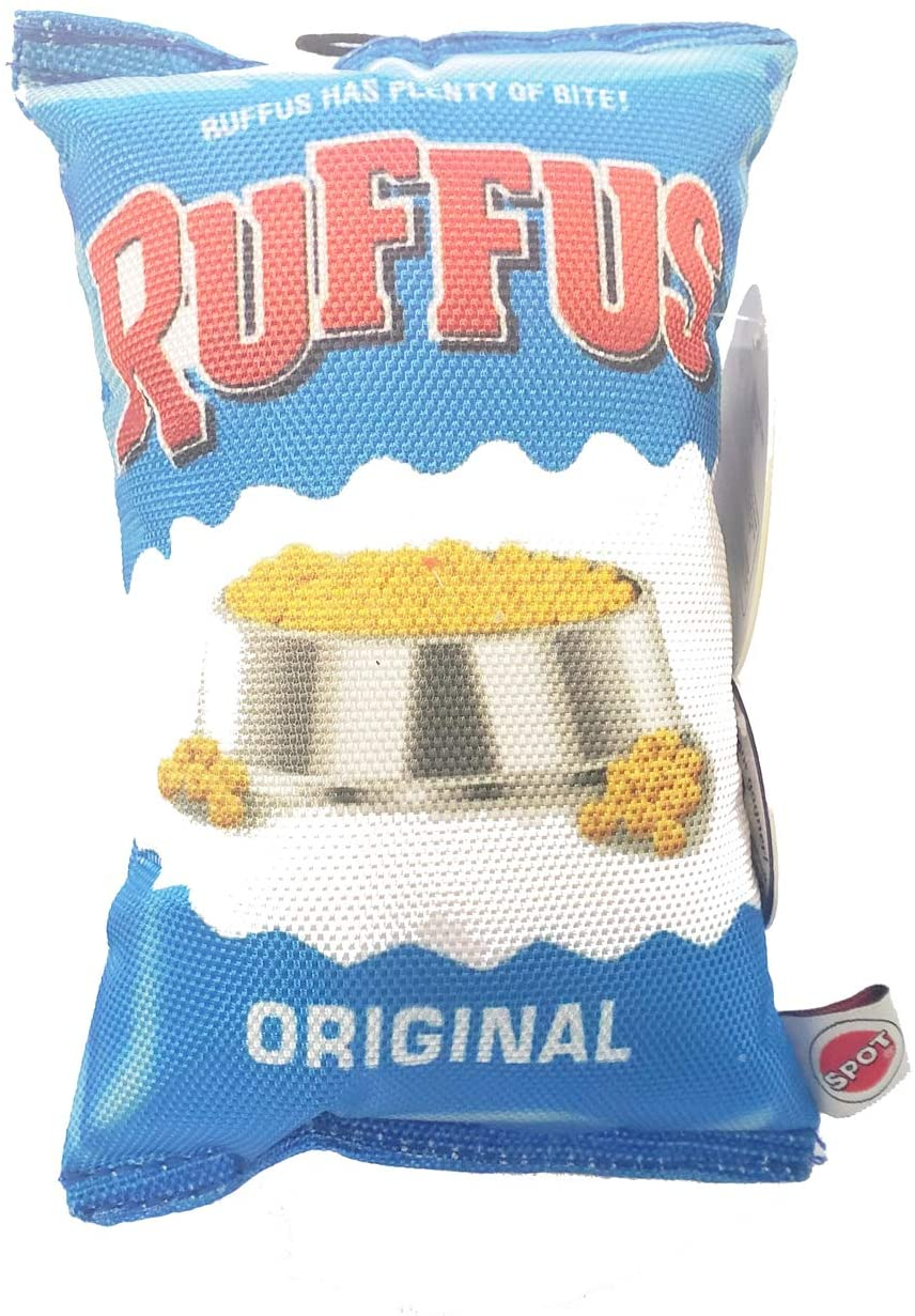 Spot Fun Food Ruffus Chips Toy