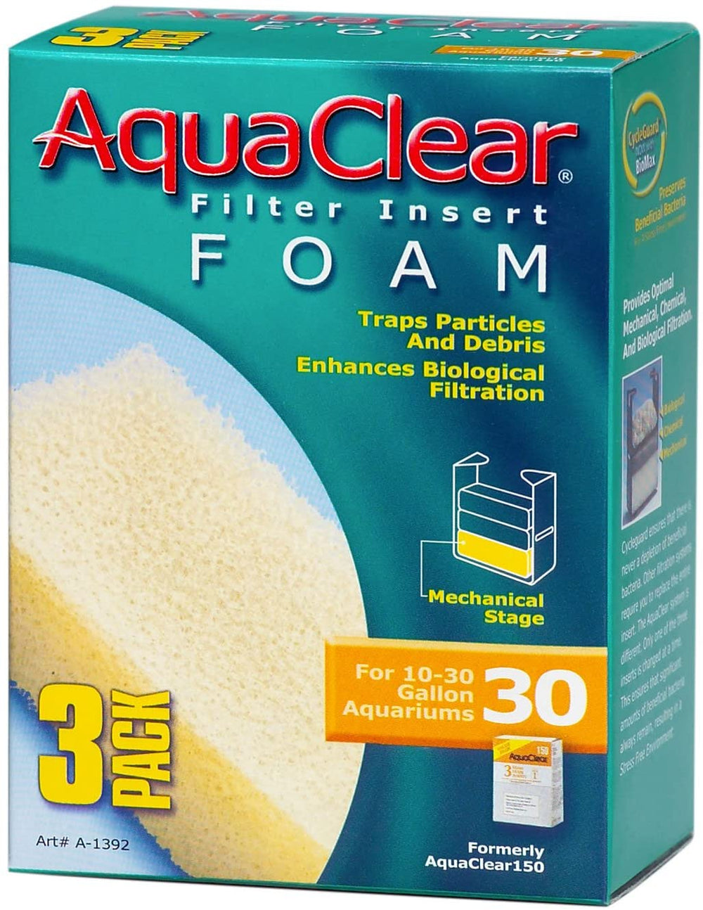 AquaClear 30 Foam