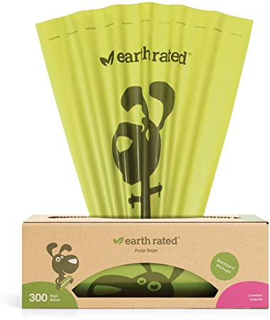 Earth Rated Lavender Scent Waste Bags