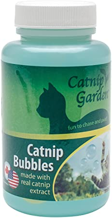 Multipet Catnip Bubbles