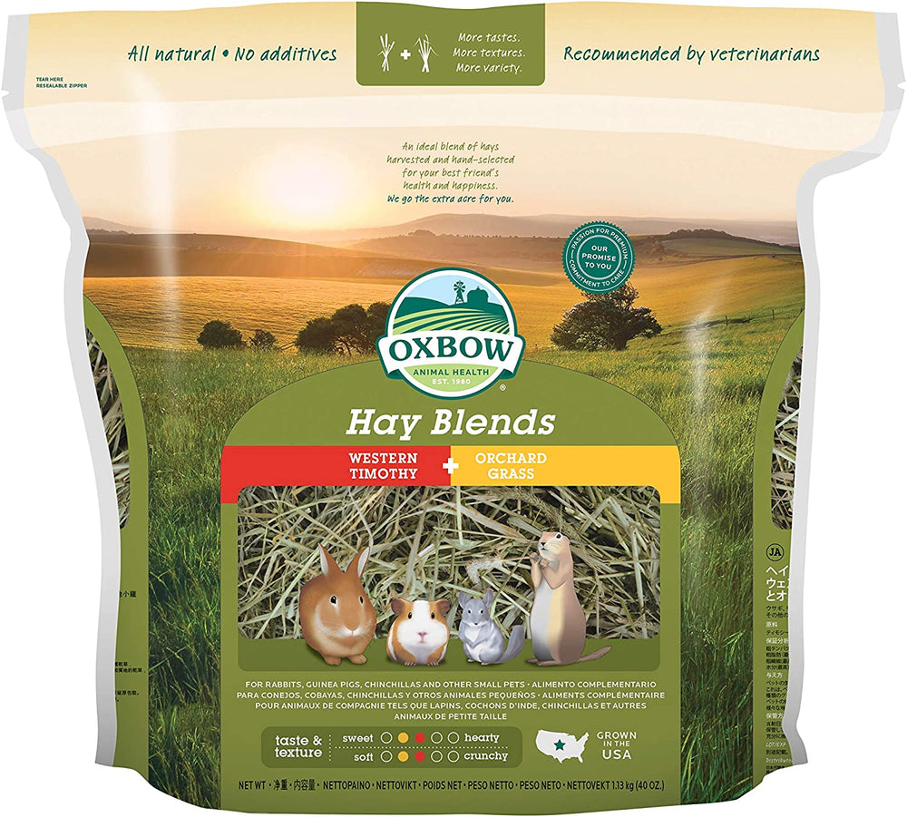 Oxbow Hay Blends Timothy/Orchard