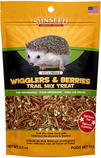 Sunseed Wigglers & Berries Trail Mix