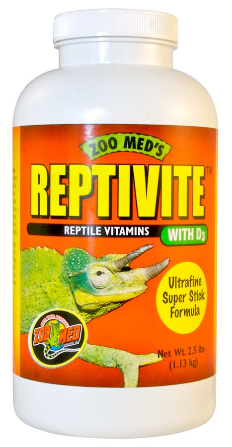 Zoo Med Reptivite w/ D3