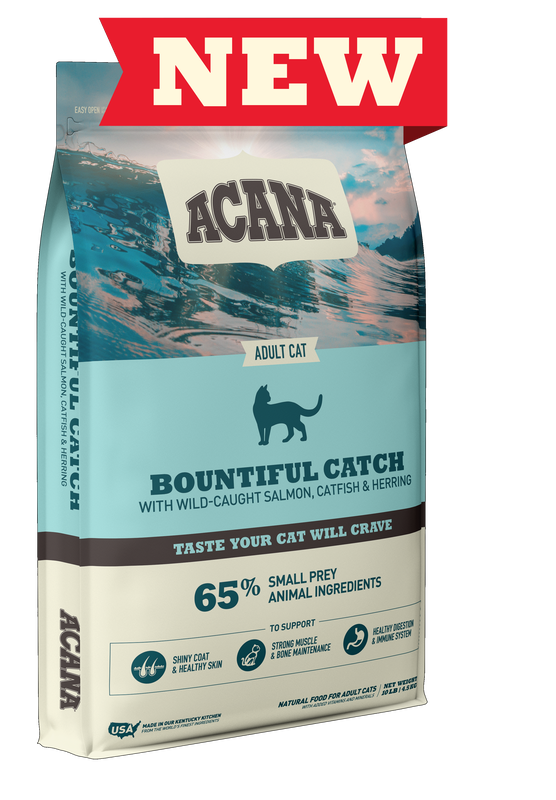 Acana Bountiful Catch Cat Food