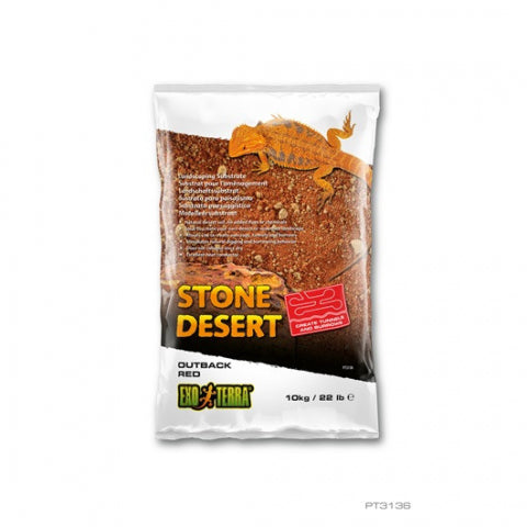 Exo Terra Outback Red Stone Desert Substrate