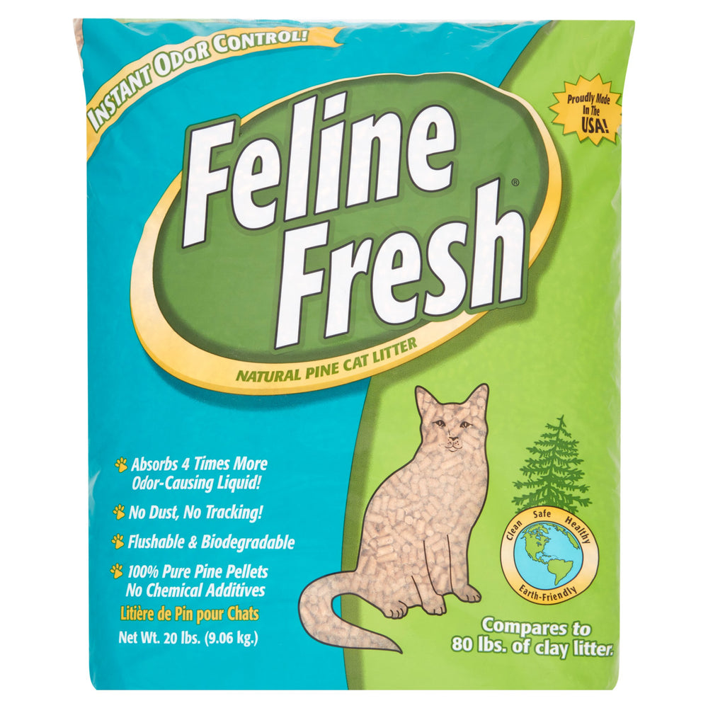 Feline Fresh Natural Pine Litter