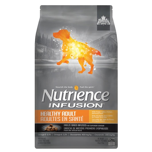 Nutrience Infusion Healthy Adult Chicken