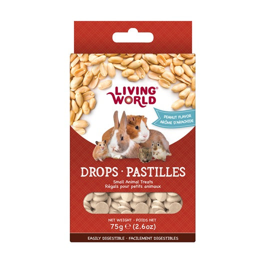 Living World Drops Peanut