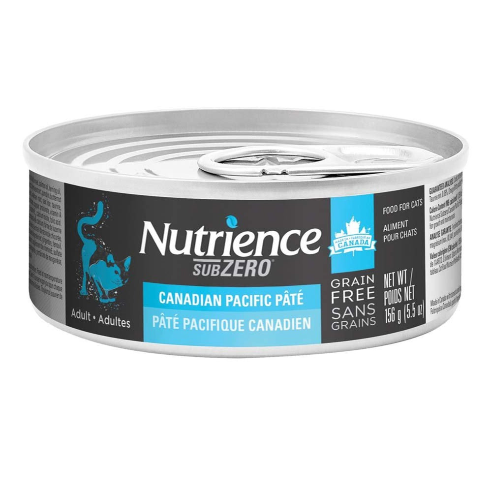 Nutrience Subzero Adult Canadian Pacific Pâté