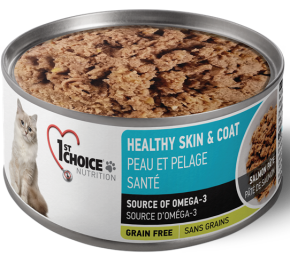 1st Choice Healthy Skin & Coat Salmon Pâté