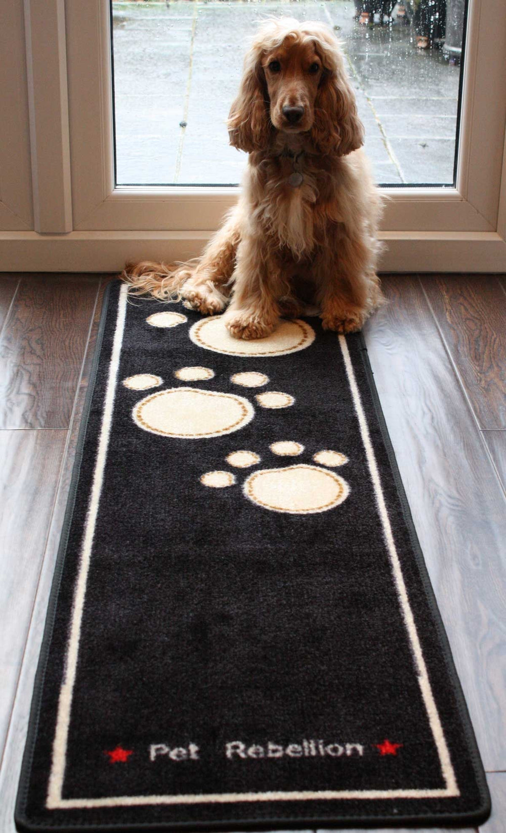 Pet Rebellion Dog Runner Mat