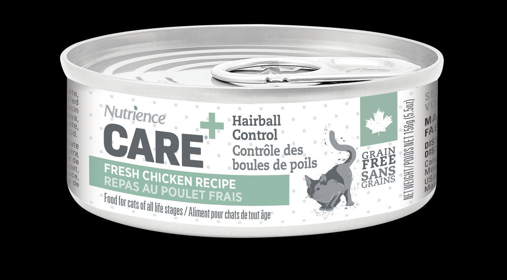Nutrience Care Hairball Control Can