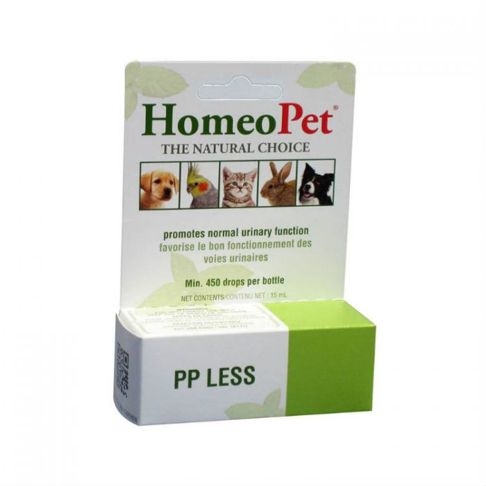 HomeoPet PP Less Drops