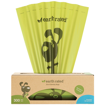 Earth Rated Unscented Waste Bags (Large)