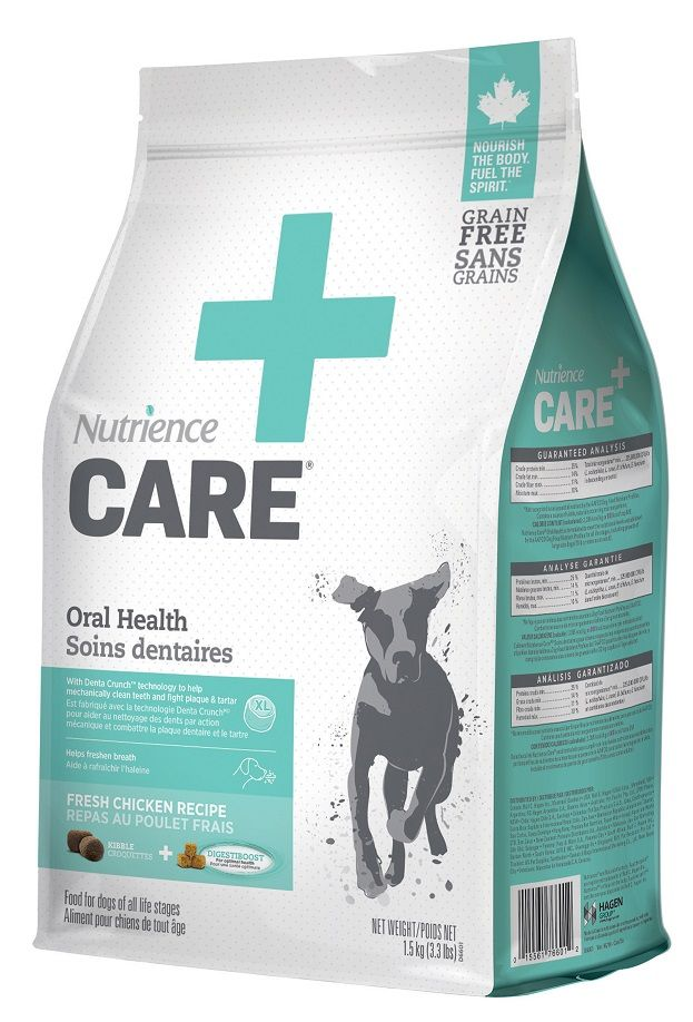 Nutrience Care Oral Health Dog
