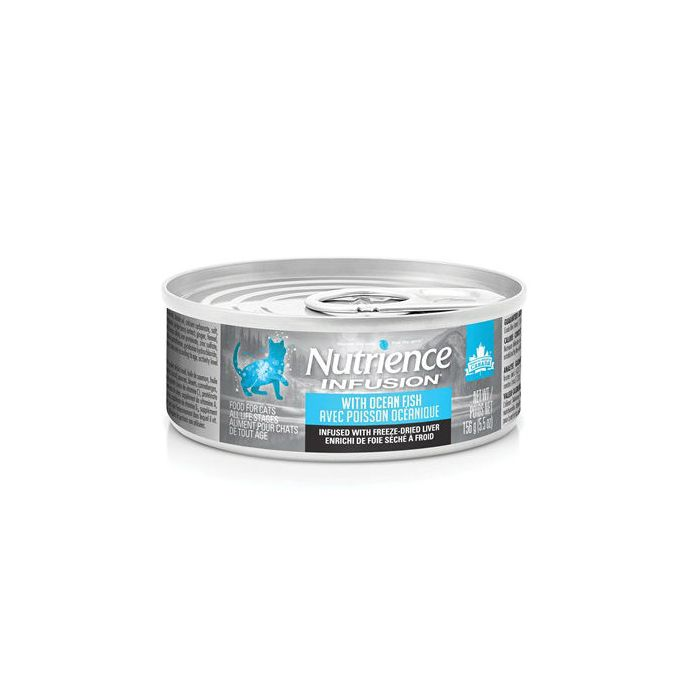 Nutrience Infusion Ocean Fish