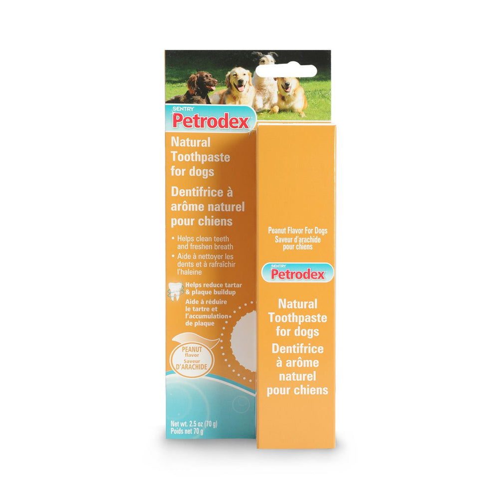 Petrodex Natural Toothpaste Dog