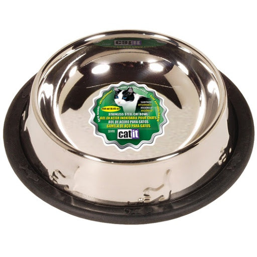 Catit Stainless Steel Non Spill Dish