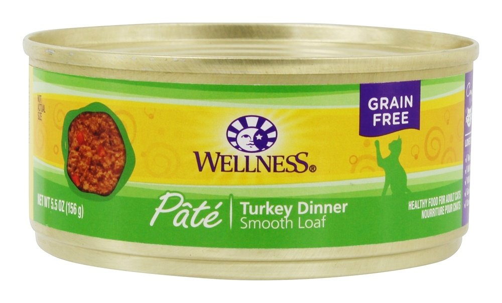 Wellness Turkey Dinner Pate