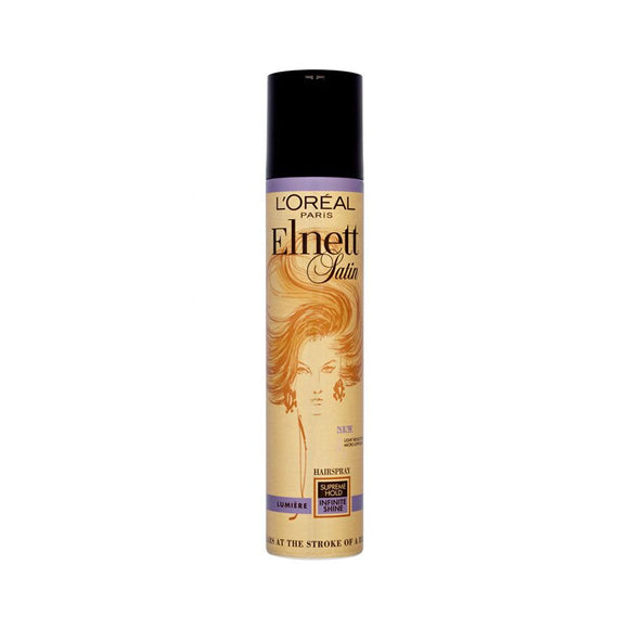 L'Oreal Elnett Hair Spray Supreme 200Ml <br> Pack Size: 6 x 200ml <br> Product code: 163110