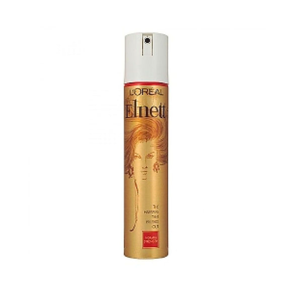 L'Oreal Elnett Hair Spray Normal Hair 200Ml <br> Pack Size: 6 x 200ml <br> Product code: 163130