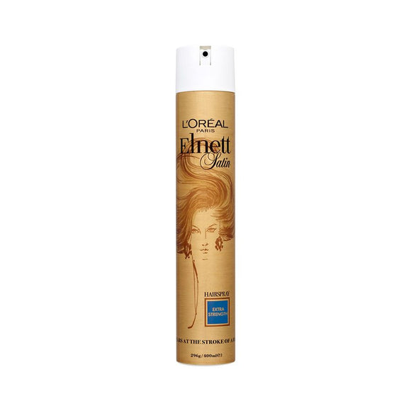 L'Oreal Elnett Hair Spray Extra 400Ml <br> Pack Size: 6 x 400ml <br> Product code: 163260