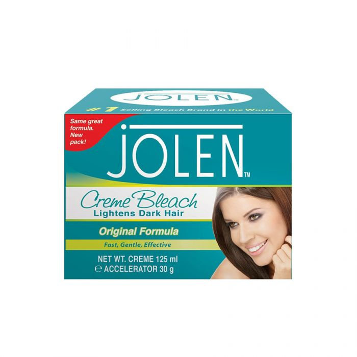 Jolen Creme Bleach 125Ml <br> Pack size: 6 x 125ml <br> Product code: 165550