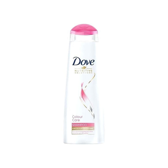 Dove Shampoo Colour Radiance 250Ml <br> Pack Size: 6 x 250ml <br> Product code: 172523