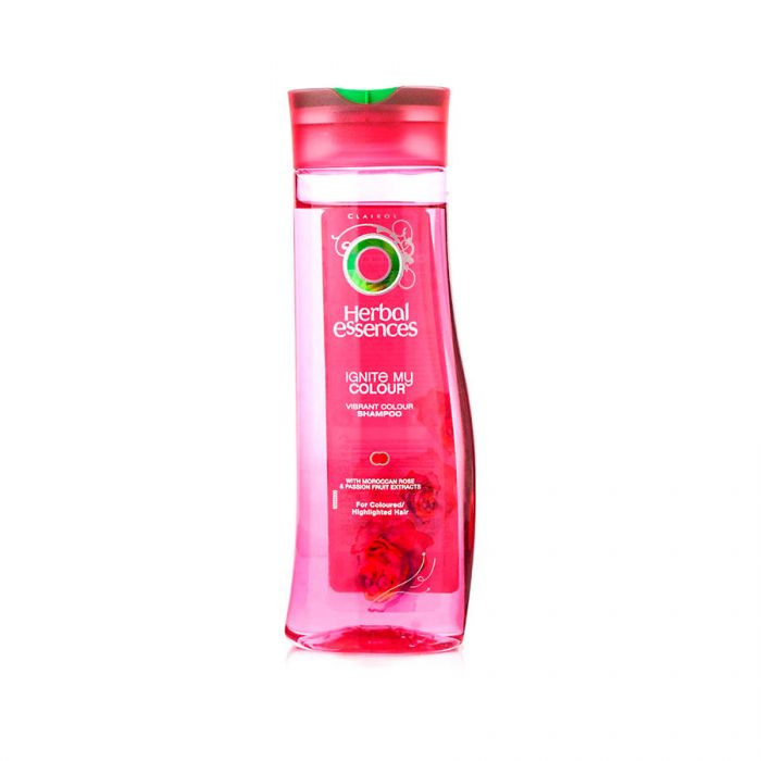 Herbal Essences Shampoo Ignite Colour 200Ml <br> Pack size: 6 x 200ml <br> Product code: 174052