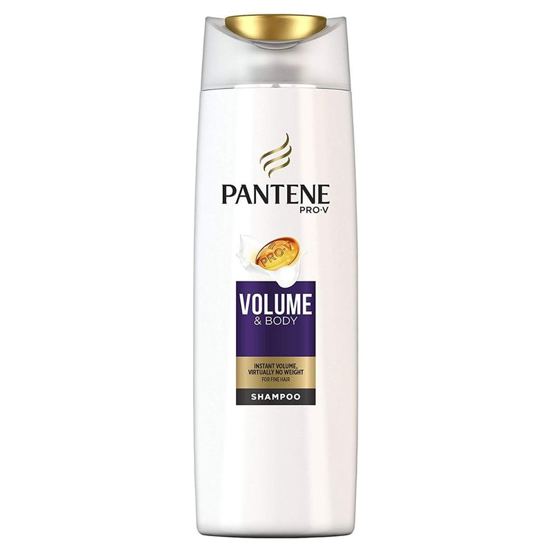 Pantene Pro-V Shampoo Volume & Body 250Ml <br> Pack Size: 6 x 250ml <br> Product code: 176312