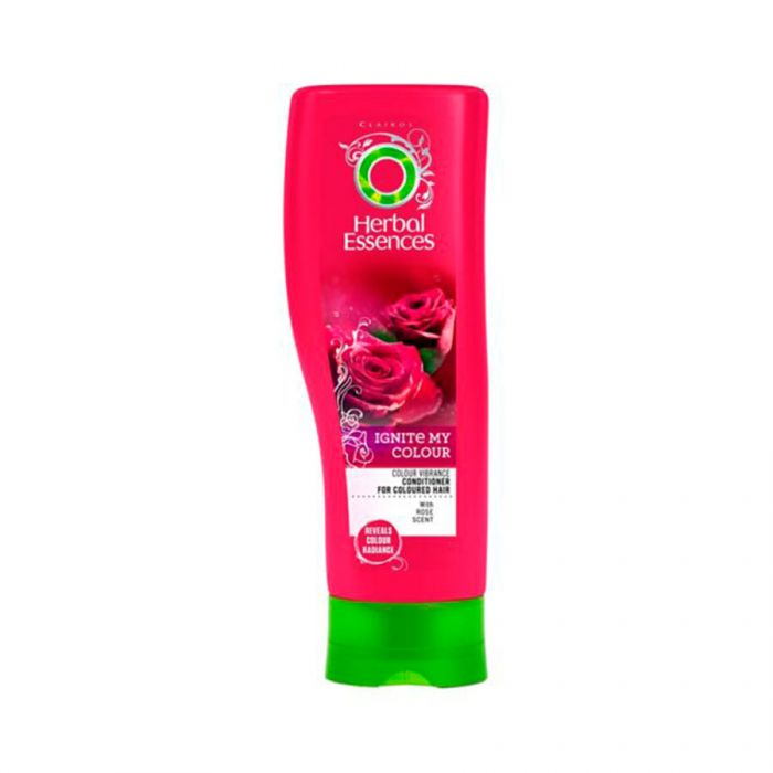 Herbal Essences Conditioner Ignite My Colour 200Ml <br> Pack size: 6 x 200ml <br> Product code: 182242