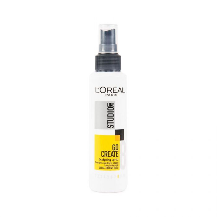 L'Oreal Studio Line Sculpting Spritz 150Ml <br> Pack size: 6 x 150ml <br> Product code: 193620