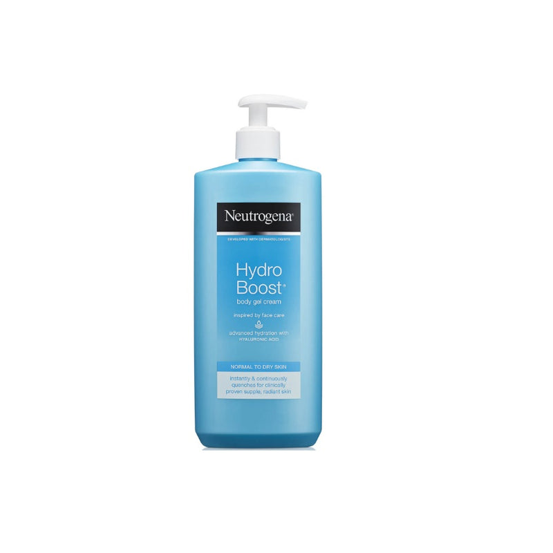 Neutrogena Hydro Boost Body Gel Cream 250ml <br> Pack size: 6 x 250ml <br> Product code: 224140