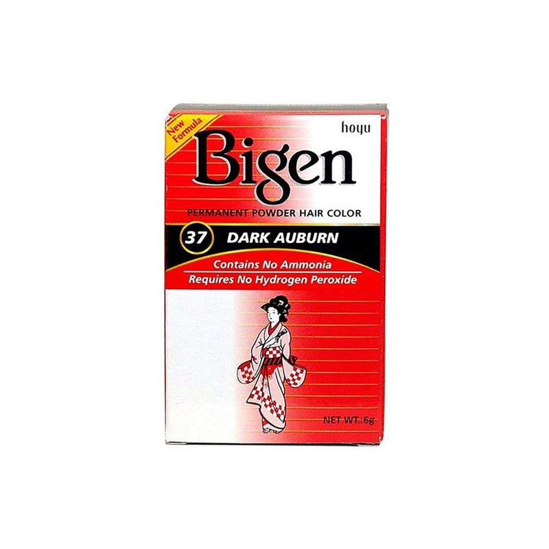 Bigen Hair Care 37 Dark Auburn <br> Pack Size: 1 x 1 <br> Product code: 200296