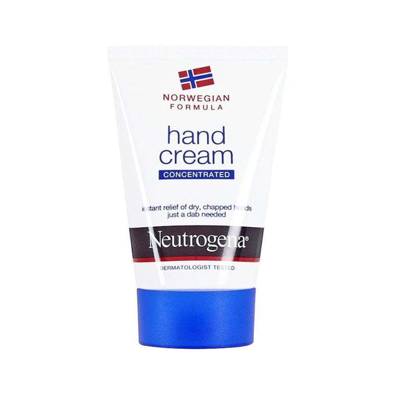 Neutrogena Norwegian Formula Hand Cream Scented 50G <br> Pack Size: 6 x 50g <br> Product code: 224240