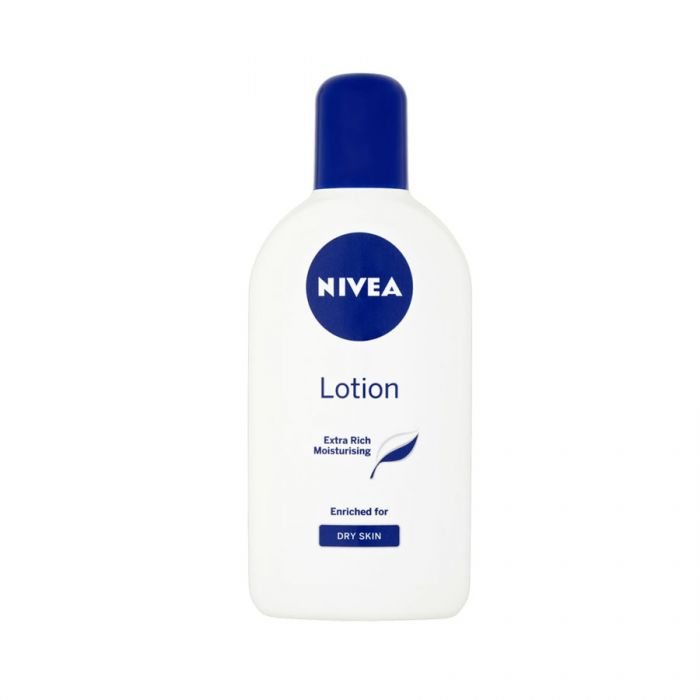 Nivea Dry Skin Lotion 250Ml <br> Pack size: 6 x 250ml <br> Product code: 224500