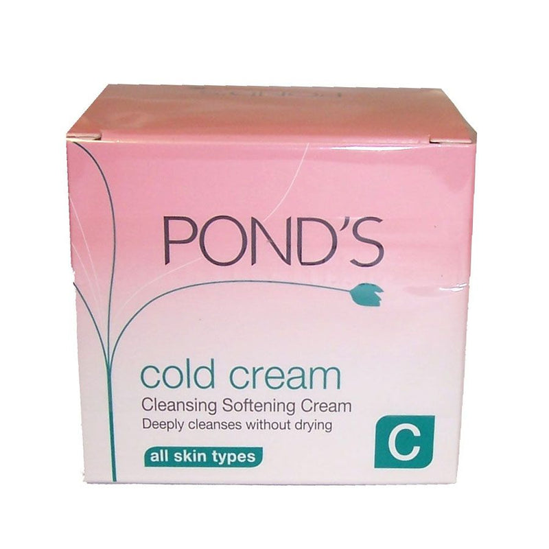 Ponds Cold Cream 50Ml <br> Pack Size: 6 x 50ml <br> Product code: 225630
