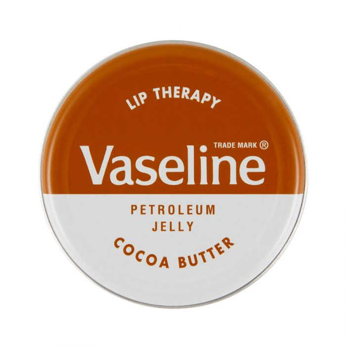 Vaseline Lip Therapy Cocoa Butter 20G <br> Pack size: 12 x 20g <br> Product code: 227070