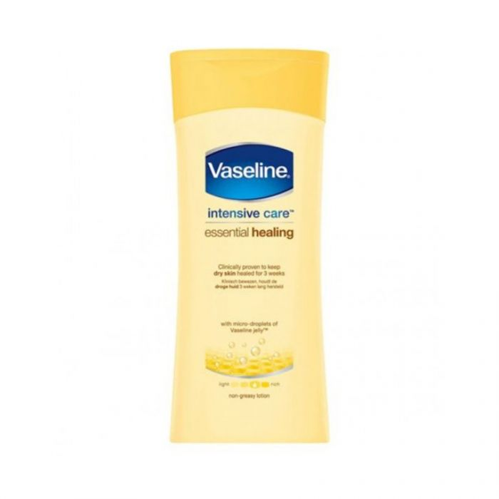 Vaseline Lotion Essential Healing 200Ml <br> Pack size: 6 x 200ml <br> Product code: 227100