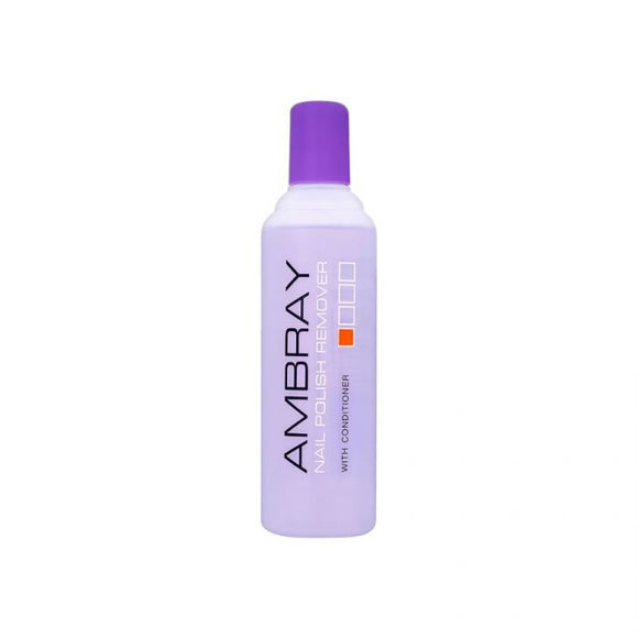 Ambray Nail Polish Remover 250Ml <br> Pack size: 12 x 250ml <br> Product code: 240490