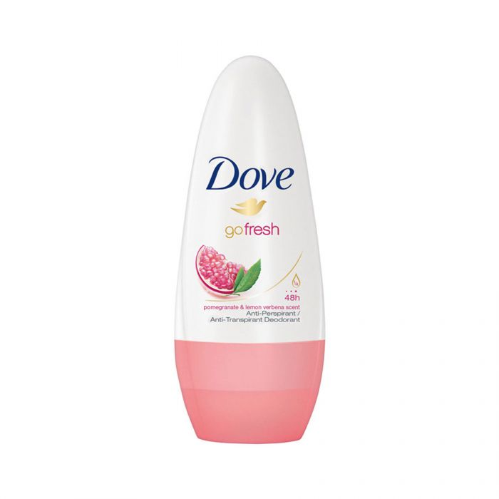 Dove Roll On Pomegranate 50Ml <br> Pack size: 6 x 50ml <br> Product code: 271167