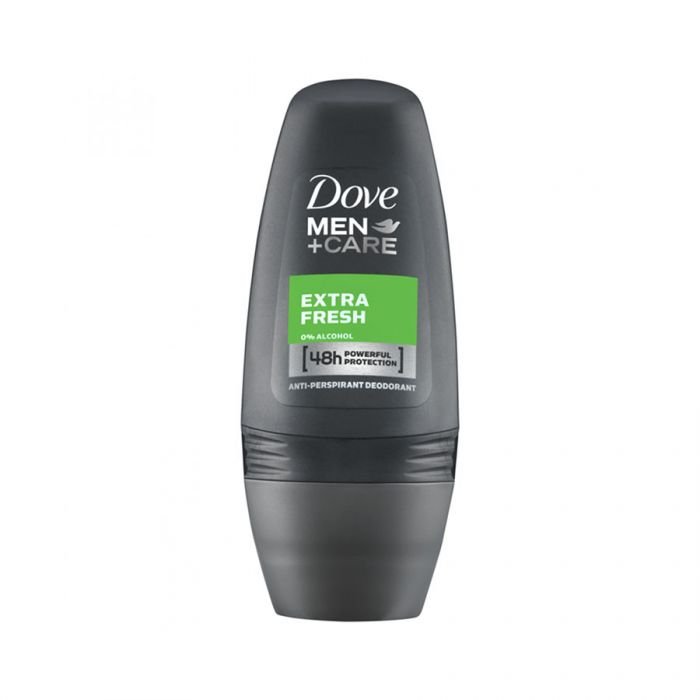 Dove Mens Roll On Extra Fresh 50Ml <br> Pack size: 6 x 50ml <br> Product code: 271170