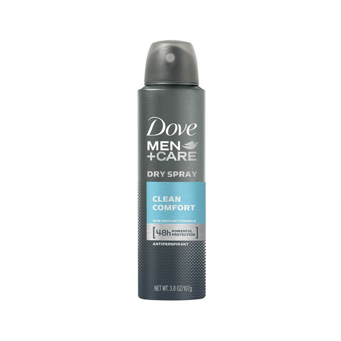 Dove  Mens Anti-Perspirant Clean Comfort 150Ml <br> Pack size: 6 x 150ml <br> Product code: 271183