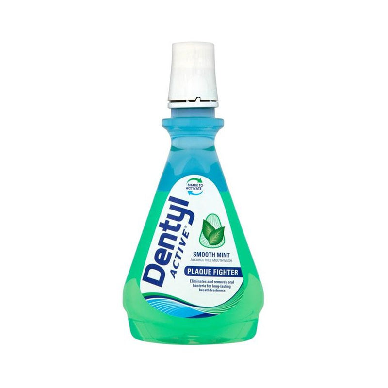 Dentyl Ph Mouthwash Smooth Mint 500Ml <br> Pack Size: 6 x 500ml <br> Product code: 293335